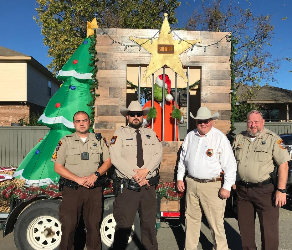 Cibolo Holiday Parade (12/14/2019)   Press Releases   Guadalupe